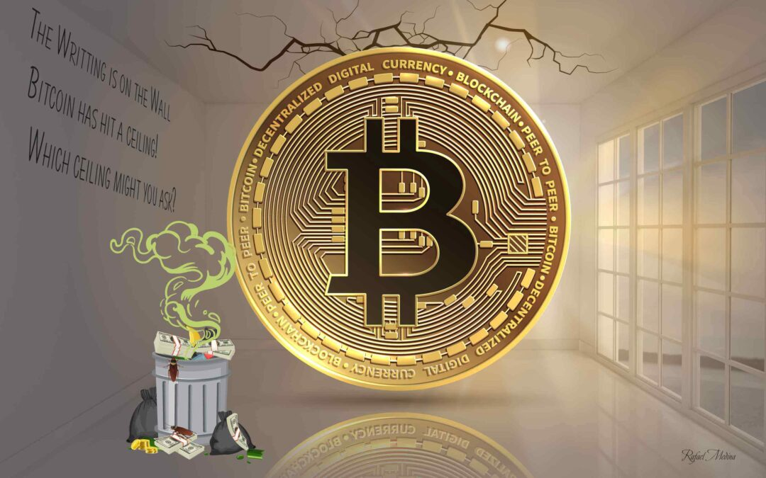 Has bitcoin hit the ceiling at $60,000?